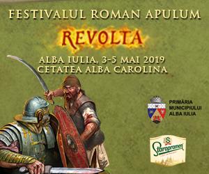 Festivalul Roman Apulum - 2019