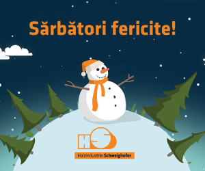Holzindustrie Schweighofer - Sărbători Fericite 2018