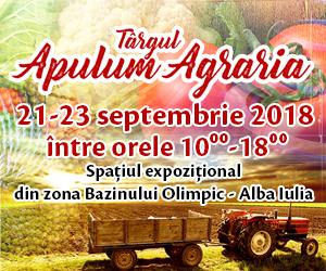 APULUM AGRARIA - 2018