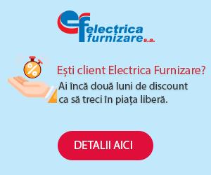 Electrica Furnizare Discount