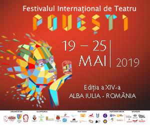 Festivalul de Teatru POVESTI - 2019