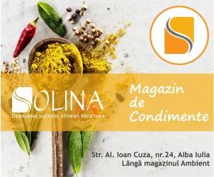 Magazin de codimente - SOLINA