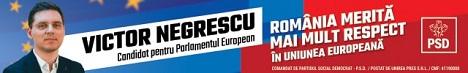 Victor Negrescu - Candidat PSD - Europarlamentare 2019