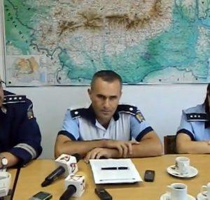 Dorin Davidas seful Politiei Rutiere Alba