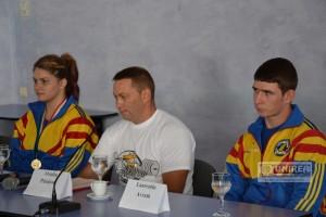 Olimpia Olariu powerlifting 13