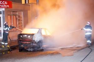 incendiu Dacia