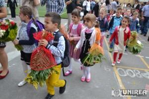 prima zi d scoala la Mihai Eminescu Alba Iulia58