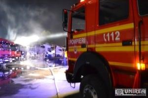 incendiu camioane Alba Iulia (3)