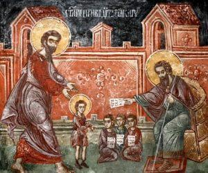 Sfantul Nicolae viata
