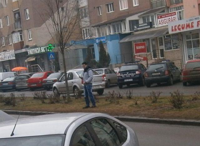 pieton Alba Iulia
