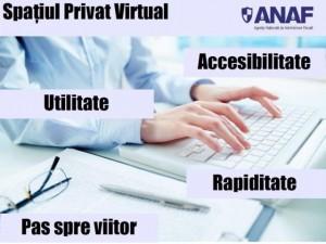 ANAF spatiu virtual