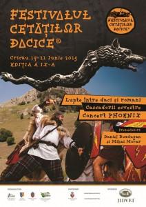 festivalul cetatilor dacice 1