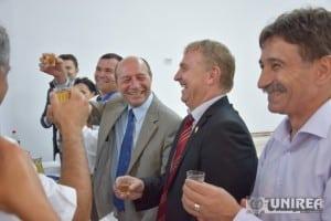 Traian Basescu la Metes118