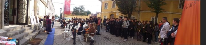 Festivalul de Teatru Alba Iulia - lansare de carte(14)