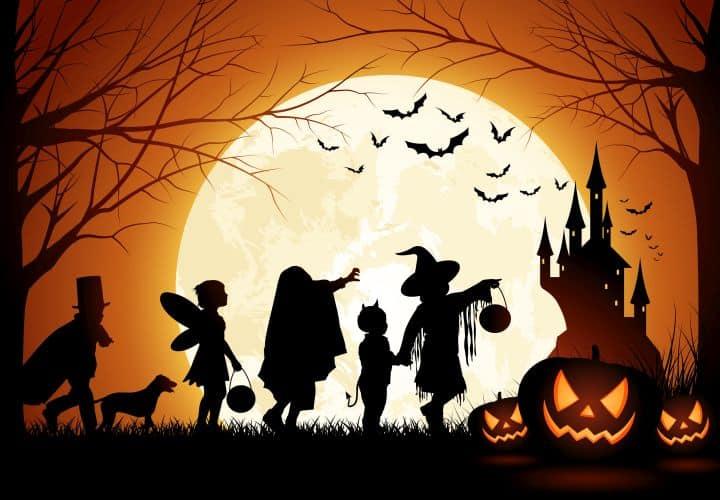 Imagini pentru cand este halloween-ul 2019