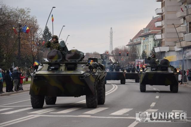 parada militara Alba Iulia01