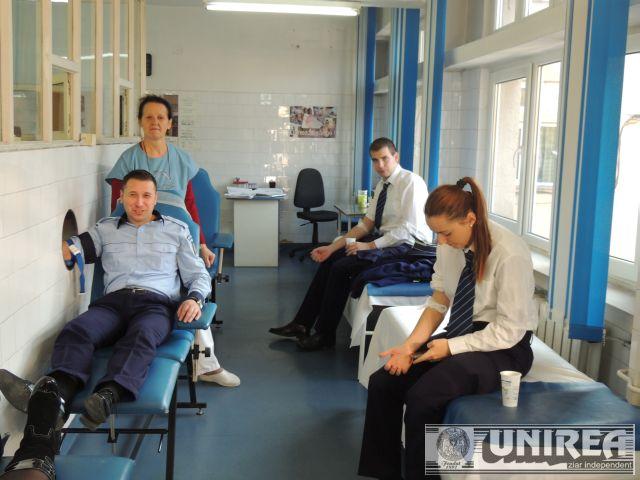 politisiti Alba donatori sange (2)