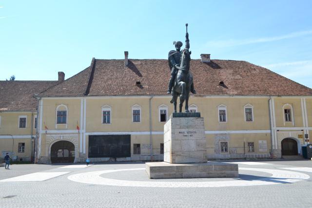 Palatul principilor din Alba Iulia