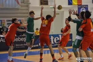 Romania - Ungaria handbal cadeti 48