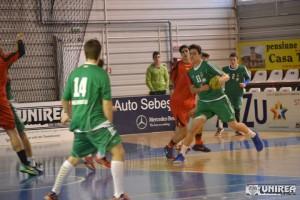 Romania - Ungaria handbal cadeti 70