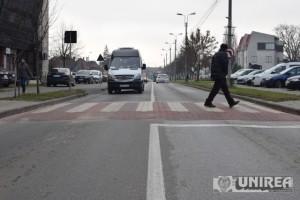treceri de pietoni la Alba Iulia01