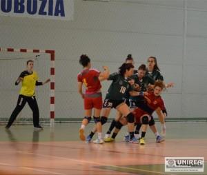 CSM Unirea Slobozia - HC Alba Sebes 6