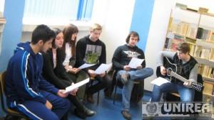 Eminescu comemorare Colegiul David Prodan Cugir (18)