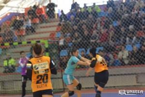 HC Alba Sebes - CSM Bucuresti 87