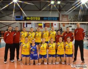 Volei Alba Blaj - CSM Lugoj cupa 3