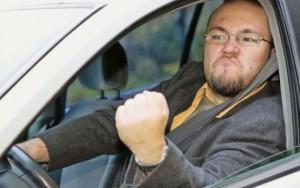 agresiune in trafic