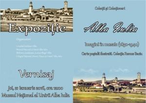 expo muzeu alba iulia