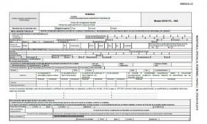 formular impozit cladiri persoane juridice