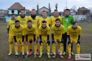 Surianu Sebes - FC Hermannstadt 1