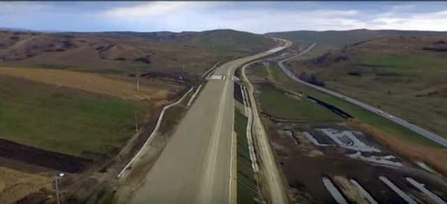 Autostrada Sebes Turda lotul 4