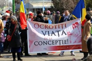 mars pentru viata cugir