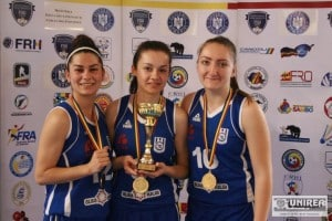Universitatea 1 Decembrie Alba Iulia campioana 113