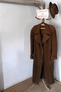 palaria si paltonul scriitorului lucian blaga