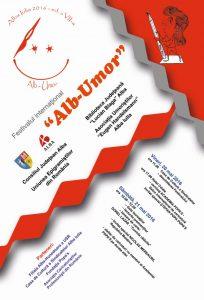 Afis Alb Umor 2016