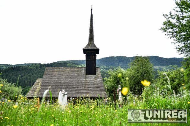 Biserica de lemn din Vidra