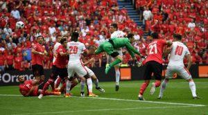 Elvetia - Albania Euro 1