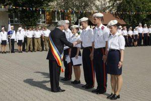 ceremonial colegiul militar alba iulia11
