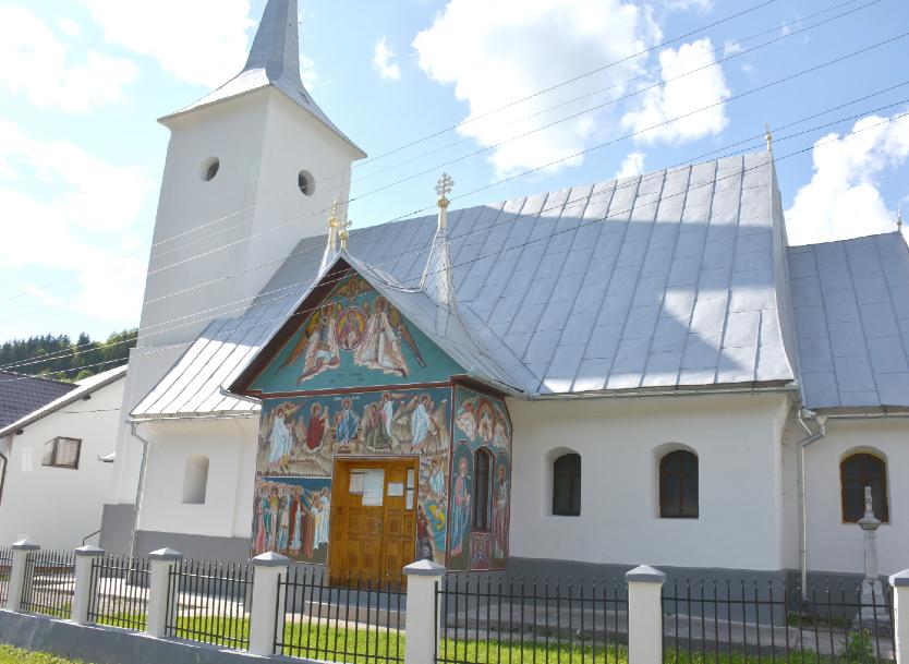 biserica vidra