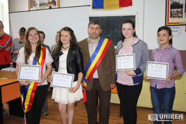 "FOTO: Elevii Scolii Gimnaziale ,,Nicodim Ganea"" Bistra si-au ales un ..."