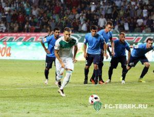 Gheorghe Grozav Terek Grozny 1