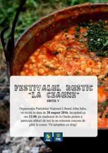 festivalul rustic la ceaune