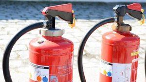 securitate incendiu
