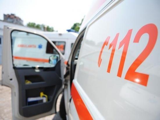 Un vârstnic a murit după ce a fost lovit pe o trecere de pietoni, la ieșire din Deva spre Alba Iulia