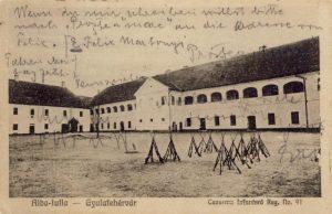 Palatul Principilor in anul 1900