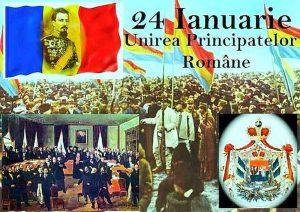 Unirea cea Mica - 24 ianuarie 1859