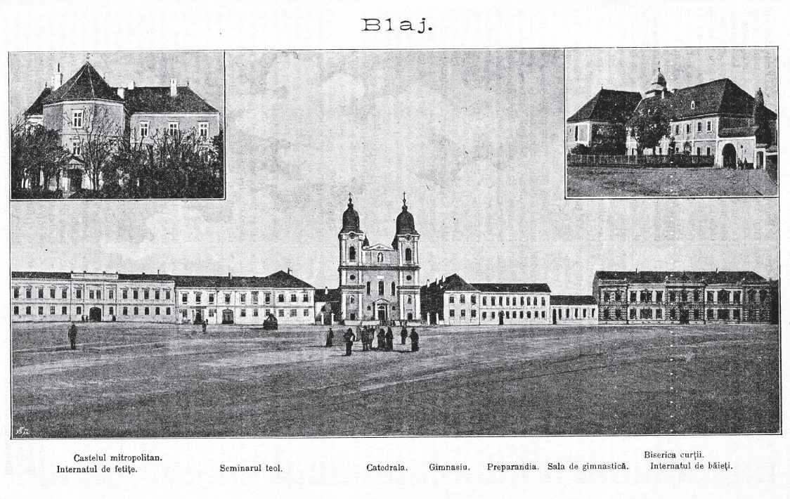 21 octombrie 1754 - Se inaugurează primele şcoli din Blaj, iar oraşul  devine centrul învăţământului românesc din Transilvania - Ziarul Unirea